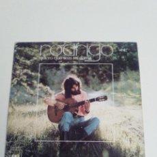 Discos de vinilo: RODRIGO QUIERO QUE SEAS MI DAMA / EL GATO ( 1975 CBS ESPAÑA ) CANOVAS ADOLFO GUZMAN. Lote 279361823