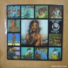 Discos de vinilo: ORTIGA - CANTO NUEVO DE CHILE - LP. Lote 279363603