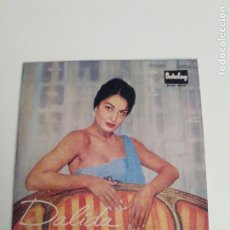 Discos de vinilo: DALIDA LES GITANS + 3 ( 1959 BARCLAY ESPAÑA ). Lote 279363693