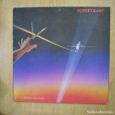 Dischi in vinile: SUPERTRAMP - FAMOUS LAST WORDS - LP. Lote 279363933