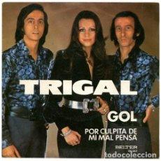 Discos de vinilo: TRIGAL – GOL. Lote 279364318