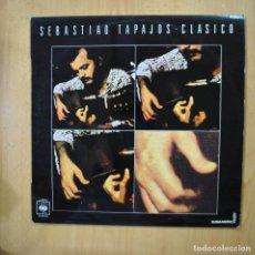 Discos de vinilo: SEBASTIAO TAPAJOS - CLASICO - LP. Lote 279364418