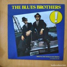 Discos de vinilo: VARIOS - THE BLUES BROTHERS - LP. Lote 279364428