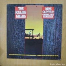 Discos de vinilo: MIKE OLDFIELD - THE KILLING FIELDS - LP. Lote 279364618