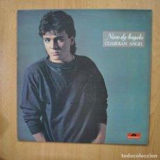 Discos de vinilo: NINO DE ANGELO - GUARDIAN ANGEL - LP. Lote 279364878