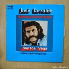 Discos de vinilo: JOSE LARRALDE - MILONGA DE TIRO LARGO - LP. Lote 279365223