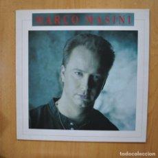 Discos de vinilo: MARCO MASINI - MARCO MASINI - LP. Lote 279365283