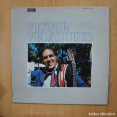 Discos de vinilo: VICTOR VELAZQUEZ - VICTOR VELAZQUEZ - GATEFOLD LP. Lote 279365343
