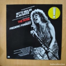 Discos de vinilo: VARIOS - THE ROSE - LP. Lote 279365363