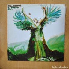 Discos de vinilo: UÑA RAMOS - EL CONDOR PASA - LP. Lote 279365418