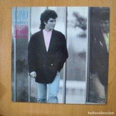 Discos de vinilo: GINO VANNELLI - BIG DREAMERS NEVER SLEEP - LP. Lote 279365548