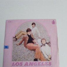 Discos de vinilo: LOS ANGELES CREEME / JENNY ( 1968 HISPAVOX ESPAÑA ). Lote 279365553