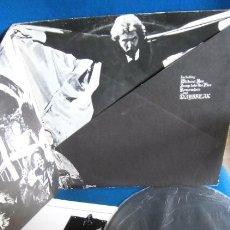 Discos de vinilo: BEATLES RINGO STARR HARRY NILSSON PROMOCIONAL BANDA SONORA EL HIJO DRACULA ESPAÑA 1974 RARO. Lote 279365738