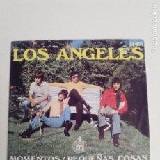 Discos de vinilo: LOS ANGELES MOMENTOS / PEQUEÑAS COSAS ( 1969 HISPAVOX ESPAÑA ). Lote 279366213