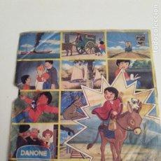Discos de vinilo: MARCO DE LOS APENINOS A LOS ANDES ( 1977 PHILIPS DANONE ) HOY ES UN DIA DE FIESTA / MAMA. Lote 279367183