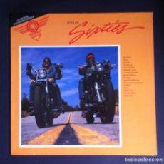 Discos de vinilo: VARIOS - BABY BOOMER CLASSICS - ROLLIN' SIXTIES - LP UK 1988 - TRAX MUSIC. Lote 279375253