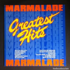 Discos de vinilo: MARMALADE - MARMALADE'S GREATEST HITS - LP UK - ZUMA. Lote 279376003