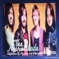 Discos de vinilo: THE MARMALADE - REFLECTIONS OF MY LIFE AND OTHER GREAT SONGS - LP ALEMAN - DECCA. Lote 279376718