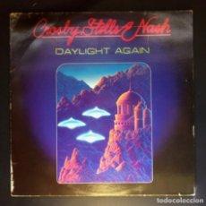 Discos de vinilo: CROSBY STILLS & NASH - DAYLIGHT AGAIN - LP ESPAÑOL CON ENCARTE 1982 - ATLANTIC. Lote 279376998
