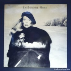Discos de vinilo: JONI MITCHELL - HEJIRA - LP ESPAÑOL 1976 - ASYLUM (GATEFOLD). Lote 279377318