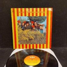 Discos de vinilo: ELS TRUMLAIRES / MISMO TÍTULO / LP - CBS-1976 / MBC. ***/***. Lote 279383763