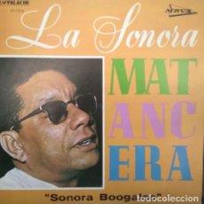 "Discos de vinilo: LA SONORA MATANCERA – ""SONORA BOOGALOO"", VINILO, LP.. Lote 279383983"