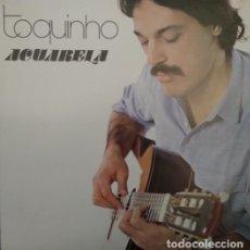 Discos de vinilo: TOQUINHO – ACQUARELLO (ACUARELA), VINILO, LP.. Lote 279384163