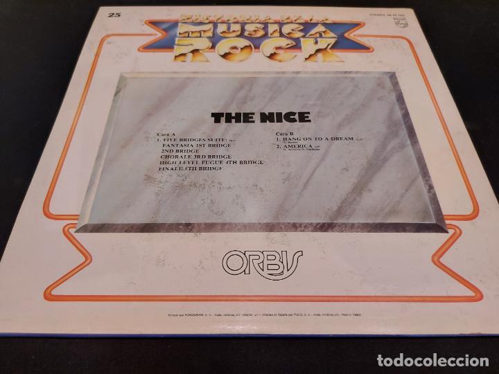 Discos de vinilo: TNE NICE / HISTORIA DE LA MÚSICA ROCK / 25 / LP - PHILIPS-1982 / MBC. ***/*** - Foto 2 - 279403938