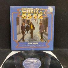 Discos de vinilo: TNE NICE / HISTORIA DE LA MÚSICA ROCK / 25 / LP - PHILIPS-1982 / MBC. ***/***. Lote 279403938