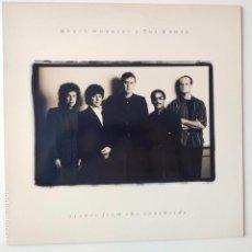 Discos de vinilo: BRUCE HORNSBY & THE RANGE- SCENES FROM THE SOUTHSIDE- SPAIN LP 1988 + ENCARTE- VINILO COMO NUEVO.. Lote 279403988