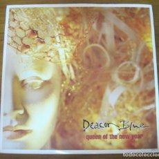 Discos de vinilo: DEACON BLUE QUEEN OF THE NEW YEAR. Lote 279404863
