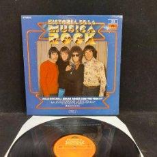 Discos de vinilo: DRISCOLL, AUGER AND THE TRINITY / HISTORIA DE LA MÚSICA ROCK / 21 / LP-POLYDOR- 1982 / MBC.***/***. Lote 279405243