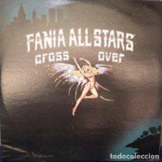 Discos de vinilo: FANIA ALL STARS – CROSS OVER, VINILO, LP.. Lote 279405453