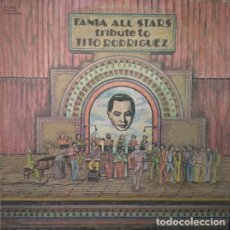 Discos de vinilo: FANIA ALL STARS – TRIBUTE TO TITO RODRIGUEZ, VINILO, LP.. Lote 279405798
