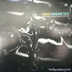 Discos de vinilo: ORCHESTRAL MANOEUVRES IN THE DARK – SUGAR TAX, VINILO, LP.. Lote 279405948