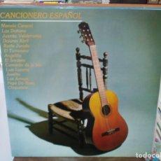 Discos de vinilo: CANCIONERO ESPAÑOL - MANOLO CARACOL, LOS DOÑANA, DOLORES ABRIL, ... - DOBLE LP. SELLO RCA 1979. Lote 279406528