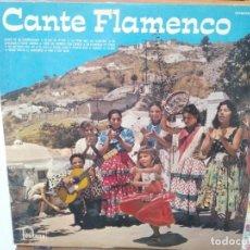 Discos de vinilo: CANTE FLAMENCO - VARIOS - LP. SELLO FONTANA. Lote 279406818