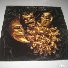 Discos de vinilo: WET WET WET - HIGH ON THE HAPPY SIDE LP. Lote 279408933