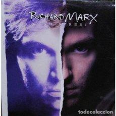 Discos de vinilo: RICHARD MARX – RUSH STREET, VINILO, LP.. Lote 279409868