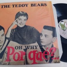 Discos de vinilo: THE TEDDY BEARS-LP OH WHY. Lote 279410053