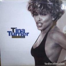 Discos de vinilo: TINA TURNER – SIMPLY THE BEST, VINILO, LP.. Lote 279410453