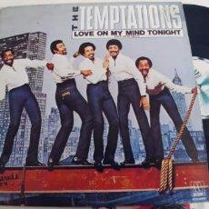 Discos de vinilo: THE TEMPTATIONS-MAXI LOVE ON MY MIND TONIGHT. Lote 279411378