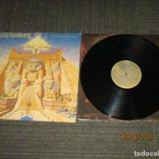 Discos de vinilo: IRON MAIDEN - POWERSLAVE - SPAIN - EMI - REF 068-24 02001 - INC ENCARTE - L -. Lote 279412568