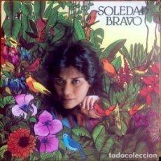 Discos de vinilo: SOLEDAD BRAVO - VOLANDO VOY, VINILO, LP.. Lote 279412608