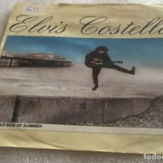 Discos de vinilo: SINGLE ELVIS COSTELLO - THE OTHER SIDE OF SUMMER - COULDN'T CALL ITUNEXPECTED N 4 -PEDIDO MINIMO 7€. Lote 279412893