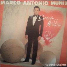 Discos de vinilo: MARCO ANTONIO MUÑIZ – CORAZÓN MALDITO, VINILO, LP.. Lote 279413233