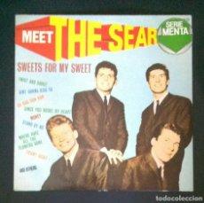 Discos de vinilo: THE SEARCHERS - MEET THE SEARCHERS - LP ESPAÑOL REEDICION 1980 - PYE (AÑOS DORADOS). Lote 279423398