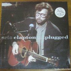 Discos de vinilo: ERIC CLAPTON UNPLUGGED, 1992. Lote 279428368