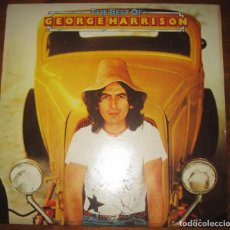 Discos de vinilo: GEORGE HARRISON , THE BEST OF GEORGE HARRISON. Lote 279429103