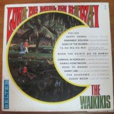 Discos de vinilo: THE WAIKIKIS LUNA DE MIEL EN HAWAI. Lote 279432513